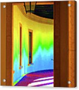 Color Light Acrylic Print