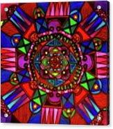 Color Paluzza II Acrylic Print