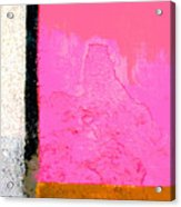 Color Planes 14 By Darian Day Acrylic Print