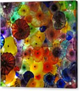 Color Pop Acrylic Print