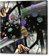 Color Reflections Acrylic Print