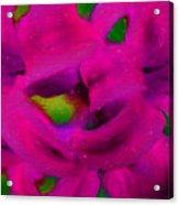 Color Schemes Acrylic Print