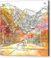 Colorado 01 Acrylic Print