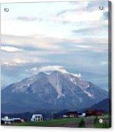 Colorado 2006 Acrylic Print
