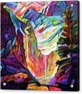 Colorado Abstract Acrylic Print