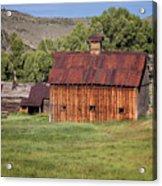 Colorado Barn 5817 Acrylic Print