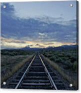 Colorado Daybreak Acrylic Print