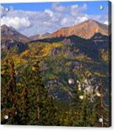 Colorado Fall Acrylic Print