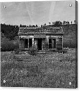 Colorado History Acrylic Print
