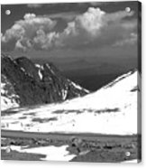 Colorado Mountians 1 Acrylic Print