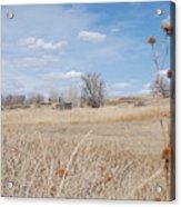Colorado Plains Acrylic Print