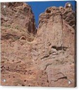 Colorado Redrock Acrylic Print