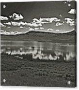 Colorado Reflections 1 Acrylic Print