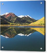 Colorado Reflections Acrylic Print