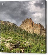 Colorado Ridgeway Acrylic Print