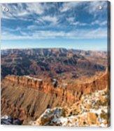 Colorado River And The Grand Canyon Acrylic Print