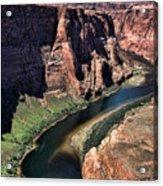 Colorado River Horseshoe Bend  Acrylic Print