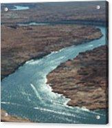 Colorado River In Arizona Acrylic Print