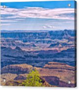 Colorado River In The Grand Canyon Acrylic Print
