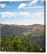 colorado Rockies 9 Acrylic Print