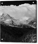 Colorado Rocky Mountains Continental Divide Acrylic Print