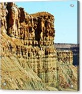 Colorado Scenic Acrylic Print