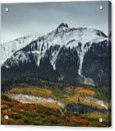 Colorado Seasons Acrylic Print
