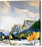 Colorado Winter 5 Acrylic Print