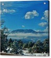 Colorado Winter Acrylic Print