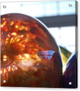 Colored Glass Universe Acrylic Print