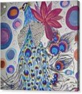 Colored Inocence Acrylic Print