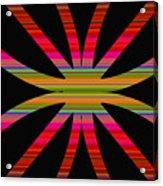 Colorful Abstract 11 Acrylic Print
