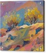 Colorful Armenia Acrylic Print