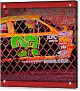 Colorful Car  Acrylic Print