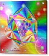 Colorful Mural Acrylic Print