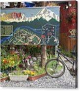 Colorful Talkeetna Acrylic Print