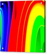 Colorful1 Acrylic Print
