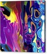Colorinsky Acrylic Print
