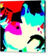 Colors 3 Acrylic Print