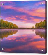 Colors Of Chatfield Acrylic Print