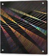 Colors Of Music Acrylic Print