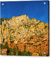 Colors Of The Southwest Acrylic Print