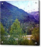 Colors Of Vail Acrylic Print