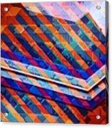 Colors Play Acrylic Print