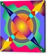 Colorscape 1-5 Acrylic Print