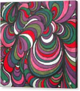 Colorway 5 Acrylic Print