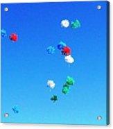 Colorz Flying High Acrylic Print