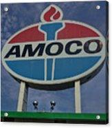Colossal Amoco Acrylic Print
