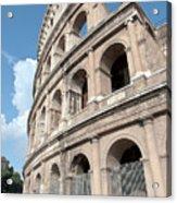 Colosseo Iv Acrylic Print