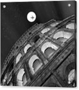 Colosseum Panorama Acrylic Print